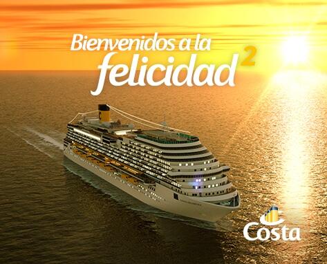 Costa Crucero LA PERSPECTIVA DEL MAR